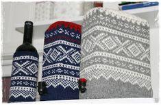 Her bor jeg: Oppskriften på Mariusgenser til vinkartongen Oversized Jumper, African Mud Cloth, Mittens Pattern, Circular Needles, Jumpers For Women, Needles Sizes, Stitch Markers, Knit Crochet, Crochet Bags