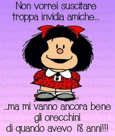ImageFind images and videos about phrases, cartoons and mafalda on We Heart It - the app to get lost in what you love. Sara Anderson, Mafalda Quotes, Spanish Quotes, Spanish Humor, Positive Thoughts, Wise Words, Me Quotes, Wisdom Quotes, Funny Quotes