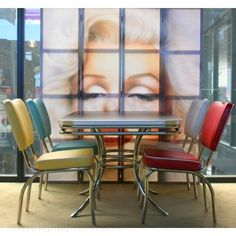 Colorfull Fifties