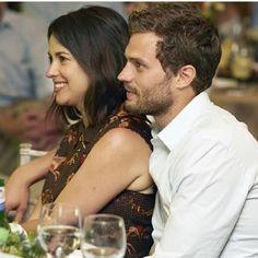 Jamie & Amelia ❤ #JamieDornan #AmeliaWarner #Couple #June2014