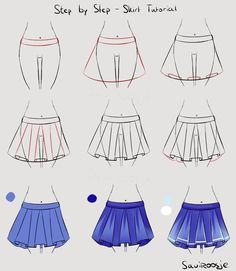 Skirts reference