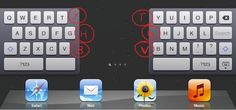 8 Typing Tips for iPad and iPhone That Everyone Should Know and Use
