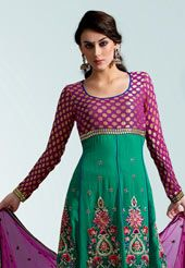 Love it! Anarkali style just has this gorgeous classy feminine look! :)