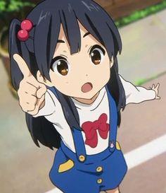 警察叔叔就是那个人 Manga Anime, Anime Gifs, Anime Oc, Manga Girl, Kawaii Girl, Kawaii Anime, Tamako Love Story, Animes To Watch, Kyoto Animation