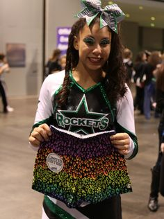 <3 autographed at Cheersport! Available at www.soffe.com