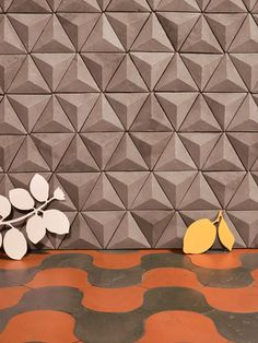 Fornace Brioni's Tile Collection by Cristina Celestino | Yellowtrace