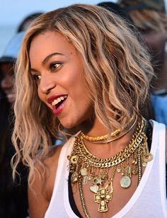 beyonce blonde bob cut - Google Search