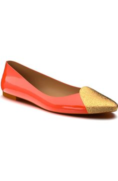 Main Image - Shoes of Prey Loafer Ballet Flat (Women) (Nordstrom Exclusive)