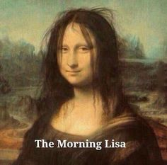 Funny pictures about Here's Ron Swanson as the Mona Lisa. Oh, and cool pics about Here's Ron Swanson as the Mona Lisa. Also, Here's Ron Swanson as the Mona Lisa. Classical Art Memes, Funny Quotes, Funny Memes, Hilarious, Memes Arte, Mona Lisa Parody, Funny Art, Make You Smile, I Laughed