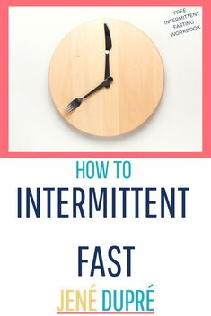 FREE Intermittent Fasting Workbook with this How To Intermittent Fast article! Intermittent fasting is the BEST first step to take for a new healthy lifestyle change! Proper Nutrition, Kids Nutrition, Healthy Nutrition, Fitness Nutrition, Cellular Energy, Positive Body Image, Healthy Lifestyle Changes, Body Hacks