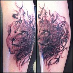 Jorge Becerra Tattoo