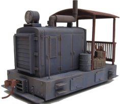 Custom Gas Critter 9 DCC