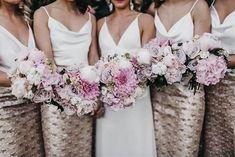 Pink and Purple Wedding Flowers Purple Wedding Flowers, Floral Wedding, Dish Garden, Order Flowers Online, Sympathy Flowers, Vase Arrangements, Gerbera, Flower Delivery, Floral Design