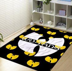 Rap Music Wu tang Logo Blanket