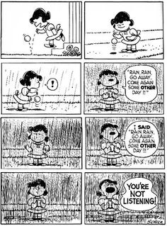 From What Makes You Think You're Happy? - A Peanuts Parade Book 5