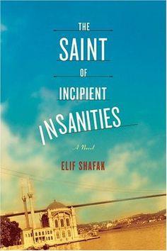 The Saint of Incipient Insanities - Elif Shafak