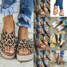 36-41 NEU Damen Schuhe Flip Flops Rock Spring Slipper Flach Freizeit Sommer Gr