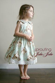 Amelia's Easter Dress