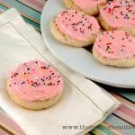 Gluten-free Sour Cream Sugar Cookies