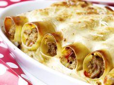 Cannelloni met zuiderse groenten - Libelle Lekker!