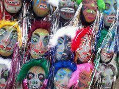 bate-bolas no carnaval do Rio de Janeiro
