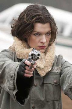 Milla Jovovich Resident Evil: Ultratumba