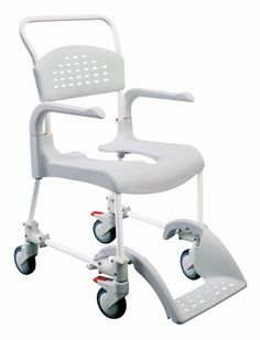 This shower commode chair is designed for shorter adults and children that require long-term use of a shower chair. Check out low model ETAC clean shower chair. Ada Bathroom, Handicap Bathroom, Bathroom Safety, Bathroom Ideas, Bathroom Layout, Bathrooms, Bench Furniture, Bathroom Furniture, Shower Commode Chair