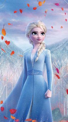 Queen Elsa In Frozen 2 Walt Disney Animation 2019 4K Ultra HD Mobile Wallpaper Frozen Disney, Princesa Disney Frozen, Frozen Movie, Elsa From Frozen, Frozen Queen, Frozen Frozen, Frozen Party, Frozen 2 Wallpaper, Cute Disney Wallpaper