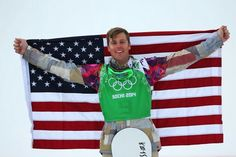 Alex Diebold. Ist Olympic Medal. Bronze Men's Snowboard Cross Sochi 2014