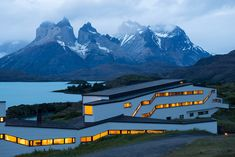Hotel Explora Salto Chico Patagonia Chile | Kamaleon Travel