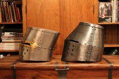 Maciejowski and Bolzano great helms | Flickr – 相片分享!