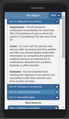 Meaningful Use Quick Reference to Stage 2 App for Providers