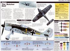 Focke-Wulf Fw-190 Part II