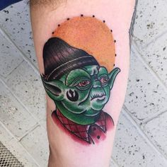 Most Memorable Star Wars Tattoo War Tattoo, Star Wars Tattoo, Darth Vader Tattoo, Star Wars Film, Star War 3, Star Wars Characters, Henna Art, Vintage Toys, Tatting
