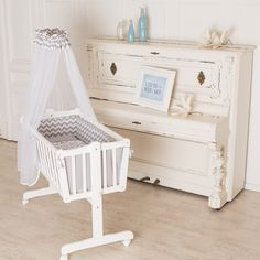 nestchen und himmel f r stubenwagen n hen baby pinterest n hen n hen baby und nestchen n hen. Black Bedroom Furniture Sets. Home Design Ideas