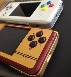 These aren't available for sale yet but Rose Colored Gaming have posted a couple of sneak peek pics of their Famicom and Super Famicom styled shells for the Revo K101+. I've no idea how…