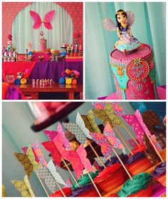 Moroccan Inspired Fairy Birthday Party via Kara's Party Ideas KarasPartyIdeas.com (2)
