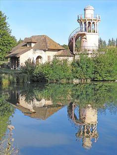 Le hameau de la Reine (Versailles)