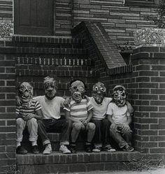 Creepy kids