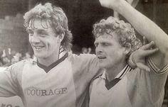 Kevin Bremner & Stuart Beavon / Reading FC Reading Fc, Football, Club, Soccer, Futbol, American Football, Soccer Ball
