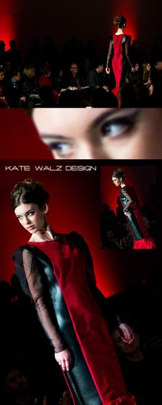 Fashion Designer Kate Walz worn by Aly Klinzing