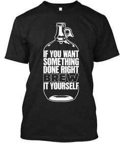 LIMITED-EDITION! Brew It Yourself! | Teespring