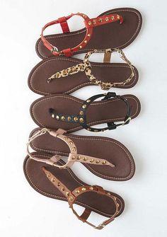 Stunner Sandal