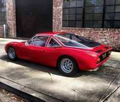 Before there was the Mangusta or the Pantera……there was the DeTomaso Vallelunga!