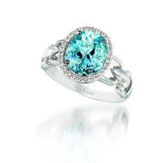 Le Vian continues to be inspired by their guardianship of the royal jewels, searching out the finest gemstones and creating settings that bring out the brilliance of each gem.