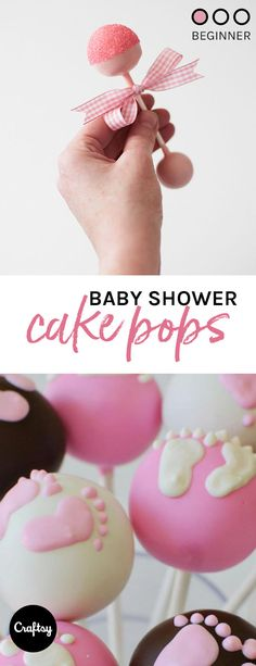FREE online class! Make gorgeous cake pops that can't be topped. Learn dazzling decorating techniques like marbling, brush embroidery, piping and more anytime, anywhere in these engaging video lessons.