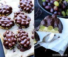 Unwiderstehlich lecker - die Weintraubenschnitten nach einem uralten fränkisches Familienrezept - Unterfreundenblog