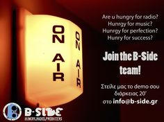 Are u Hungry? Join the Hungry.Radio.Producers!