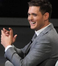 Michael Buble, love him