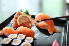 Como preparar sushi